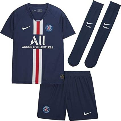 Nike Kids' PSG LK NK BRT Kit HM Shorts Enfant: