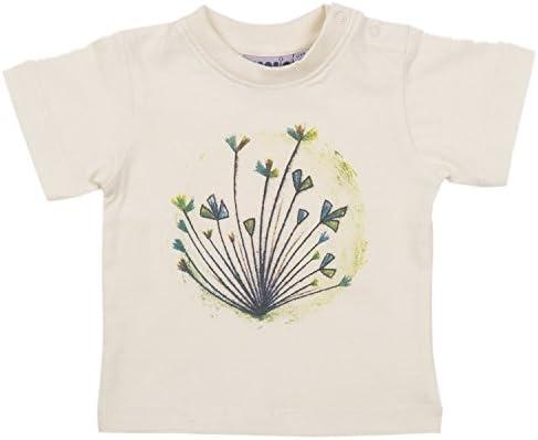 bebobio – Camiseta Niños serigrafía única de algodón ecológico ...