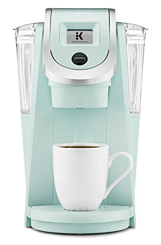 Keurig K200 Coffee Maker, One Size, Oasis (Certified Refurbished)