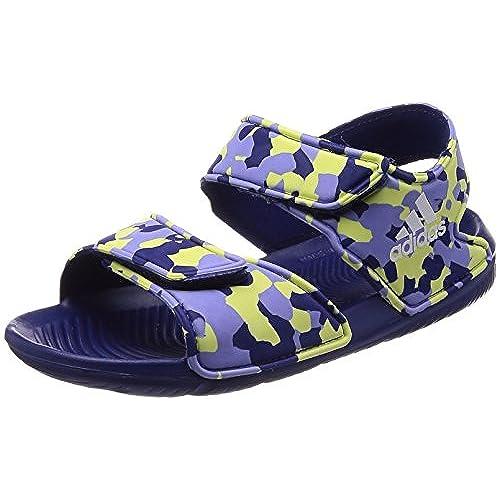 adidas Altaswim, Chaussures de Plage Et Piscine Fille