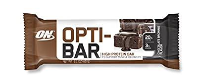 Optimum Nutrition Protein, Almonds Chocolate Jalapeno, 12 Count