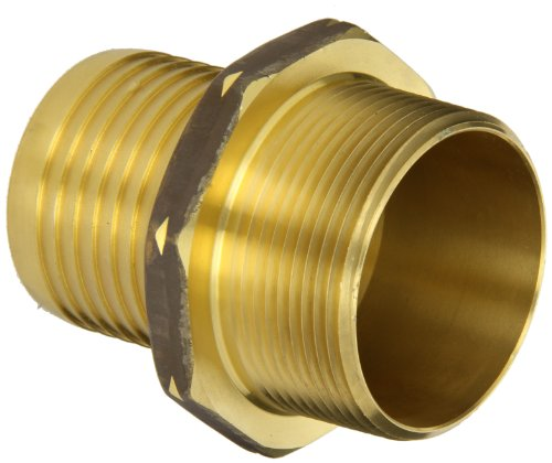 (Dixon H5252 Brass Scovill Style Holedall Fitting, Internally Expanded Permanent Coupling, 2-1/2
