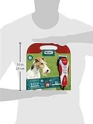 Wahl Professional Animal Deluxe U-Clip Pet Grooming Kit 16 pc. set #9484-300