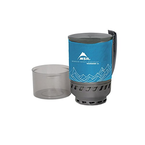 MSR WindBurner 1.8L Accessory Pot (Blue)