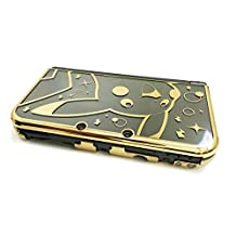 HORI Pikachu Premium Gold Protector for New Nintendo 3DS XL Officially Licensed by Nintendo and Pokemon