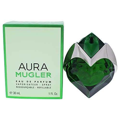Thierry Mugler Aura Mugler Eau De Parfum 1 Oz/ 30 Ml - Spray - Refillable for Women By 1 Fl Oz