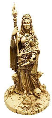 Figurine Atlantic Collectibles Athenian Greek Goddess Hecate Patroness of Magic