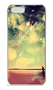 iPhone 5S Case, iPhone 5 Cover, iPhone 5S Long Day Hard Clear Cases