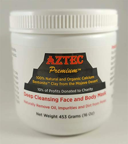 Aztec Premium Cleansing Natural Bentonite