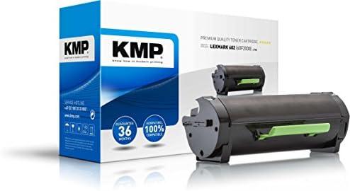 KMP L-T53 - Tóner de Tinta para Lexmark MX310DN, Negro: Amazon.es ...