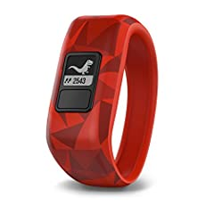 Let's get kids on the move. Meet the activity tracker just for kids, vívofit jr. It's swim friendly, durable and features kid-approved designs, a 1-year battery life and a free, parent-controlled mobile app. The app motivates your pint-sized ...
