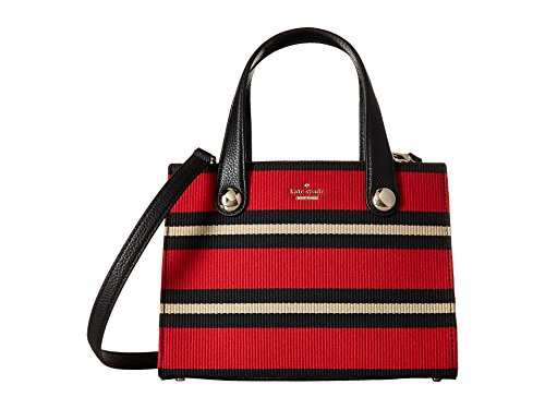 Kate Spade Striped Handbags - Kate Spade New York Women's Stewart Street Little Joy Tote, Multi, One Size