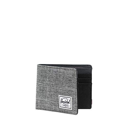Herschel Men's Roy RFID Bi-Fold Wallet