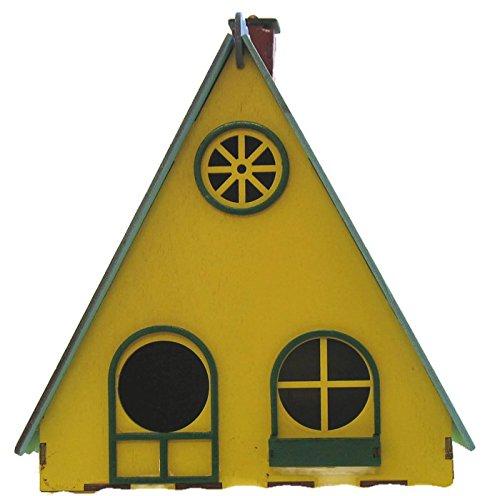 A Frame House Kits - Birdhouse Kit A Frame Style