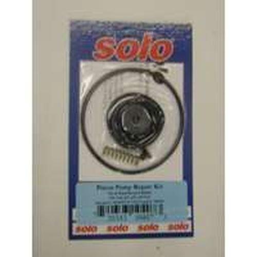 - New In Pack Solo 0610407-k Backpack Sprayer Piston Pump Repair Kit 6339964