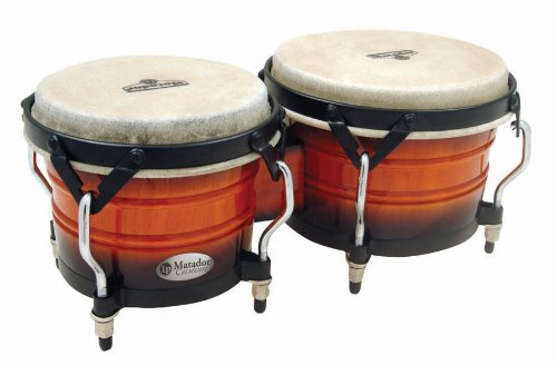 Lp M301 Matador Custom Bongos Vintage Starburst by Latin Percussion