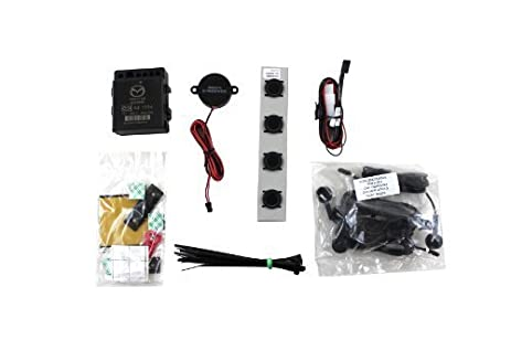 Amazoncom Genuine Mazda Accessories CV Rear Parking - Mazda 290