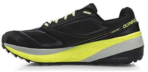 Altra AFM1859F Men's Olympus 3 Running Shoe, Black/Yellow - 11 D(M) US by Altra (Image #2)