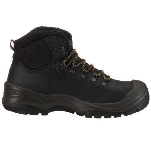 Homme Sécurité 703ld16 Noir De Chaussures Grisport Pq7ZaIt