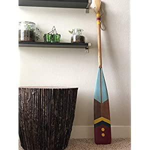 41aYN0jv7UL._SS300_ Decorative Oars & Nautical Oar Wall Decor