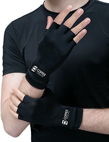 Amazon Com Copper Compression Arthritis Gloves Guaranteed Highest