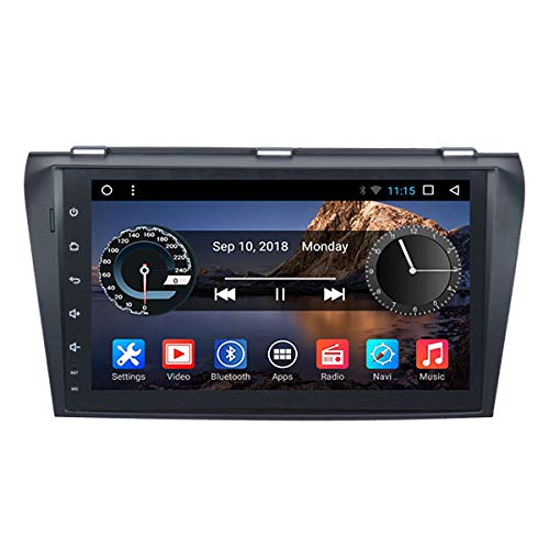 Mazda 3 2008 To 09 Android Full Touch