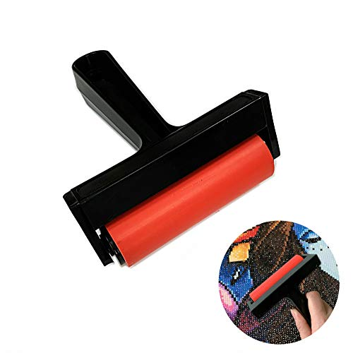 (Lumsburry 5D Diamond Painting Roller, Pressing Tool Accessory for DIY Diamond Painting Rhinestone Embroidery Paintings Woodblock Printing)
