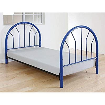 Acme Furniture Silhouette Twin Headboard/Footboard Only by Acme Furniture Industry