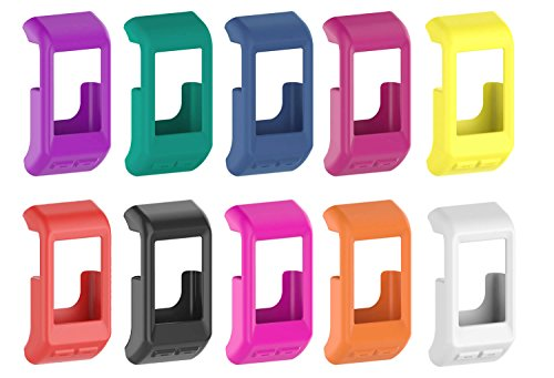- TenCloud Band Covers for Vívoactive HR,Garmin vivoactive HR Smart Watch Accessories Protective Sleeve Replacement (All Colors-10 pcs)