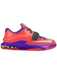 Nike KD VII (GS) 6.5Y Hyper Punch Silver Hyper Grape