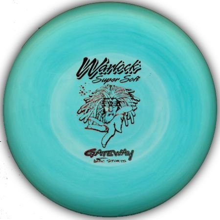 Gateway S Super Soft Warlock 170-175g (Super Gateway Disc Soft Wizard)
