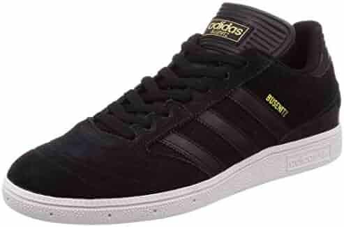huge discount dcf1d 9dc1a adidas Originals Mens Busenitz Pro Suede Trainers Black