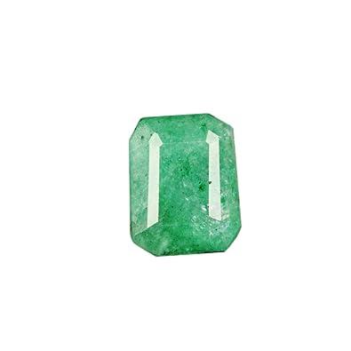 Amazon.com  5.80 Carat Egl Certified Green Emerald - Natural Green ... 18964f9e6013b