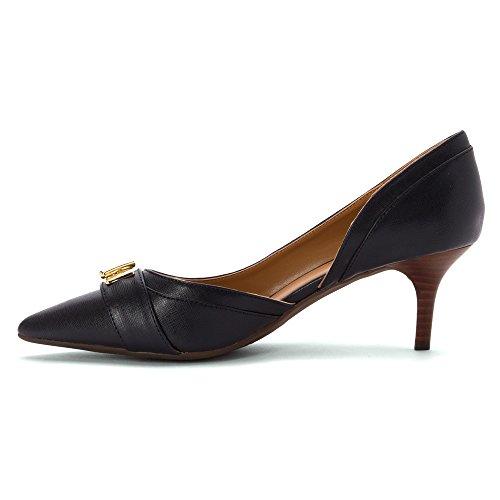 Tommy Hilfiger Joetta bombas zapatos de la mujer Marine