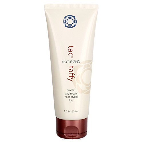 Thermafuse TAC Texture Taffy Styling Cream (2.5 oz) Defines, Shapes, Styles, Texturize, Separate & Controls Hair with a Matte Finish Best For Pulled Back Looks, Pony Tails, Short & Medium Hair ()