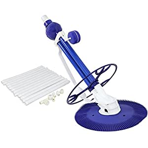 Automatic Swimming Pool Vacuum Cleaner w/ 32 Foot Hose