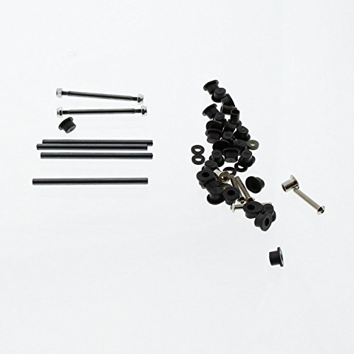 Team Losi 8IGHT 4.0 Buggy 1/8: 3.5/4x66mm Hinge Pins, Brace Inserts, Arm Bushing
