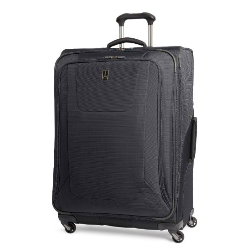 Travelpro Luggage Maxlite3 25 Inch Expandable Spinner One Size Black