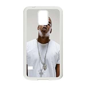 Rapper Jay Z Samsung Galaxy S5 Cell Phone Case White DIY Present pjz003_6600742