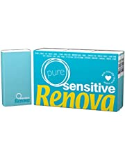 Renova Zakdoeken Sensitive Pure - 6 verpakkingen witte zakdoeken (200072942)