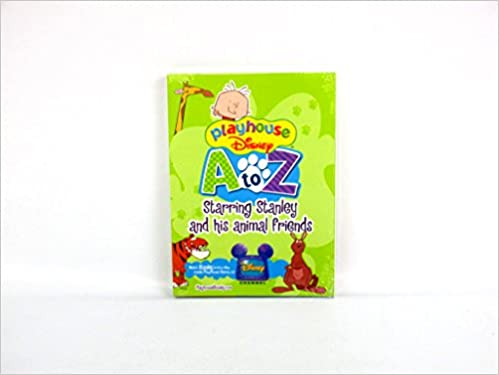 Playhouse Disney A To Z Starring Stanley And His Animal Friends