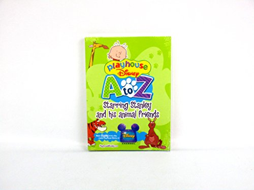 Playhouse Disney A to Z : Starring Stanley and His Animal Friends (In Shrink Wrap)
