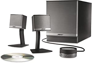 bose companion 3 series ii 2 1 computer system computers accessories. Black Bedroom Furniture Sets. Home Design Ideas