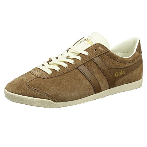 Gola Mens Classics Bullet Tabacco Suede Trainers 9 US
