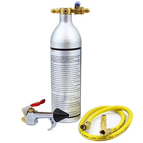 [해외]XtremepowerUS A C AC 에어컨 시스템 플러시 캐니스터 건 키트 세트 R134 R12 R22 R410 R404/XtremepowerUS A C AC Air Conditioner System Flush Canister Gun Kit Set R134 R12 R22 R410 R404