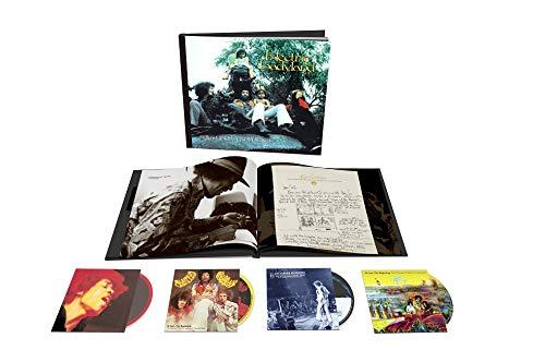 ジミ・ヘンドリックス『エレクトリック・レディランド』の50周年記念盤(3CD+Blue-ray)