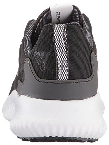 adidas Performance Herren Alphabounce RC m Kern Schwarz / Weiß / Utility Black