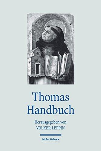 Thomas Handbuch (Handbücher Theologie)