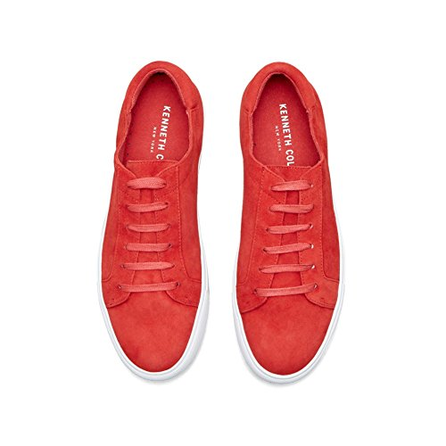 Kenneth Cole New York Womens Kam Fashion Sneaker Rosso