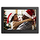 "Photo : NIX X08G Advance 8"" Widescreen Hi-Res Digital Photo & HD Video Frame with Hu-Motion Sensor, Black"